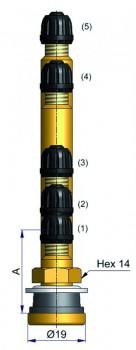 Вентиль б/к  R-2027-7